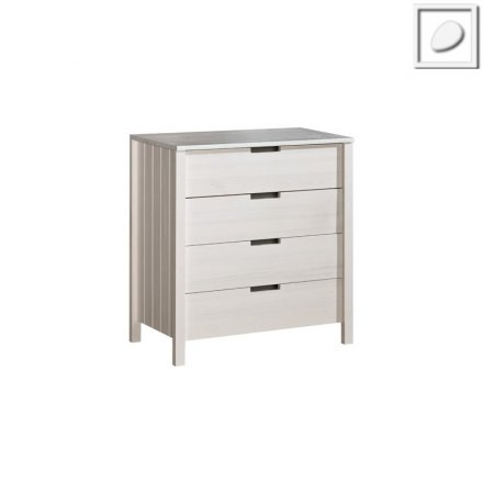 DA04 - Soldi I System - Chest of drawers