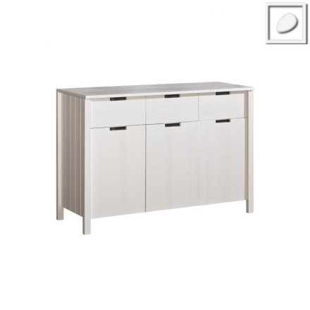 DA04 - Soldi I System - Wide chest of drawers