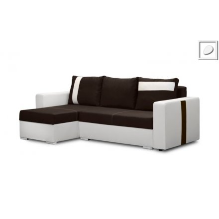 Photo Corner sofa Bed with Storage