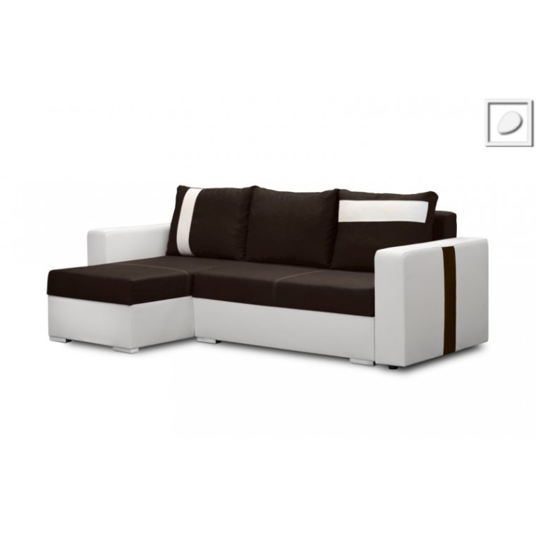 Corner Sofa Bed With Storage Next | Baci Living Room