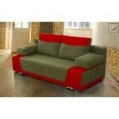 Modern sofa bed with storage