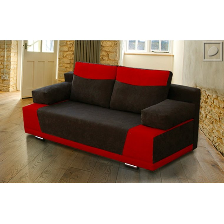 Modern sofa bed with storage - Almond Furniture