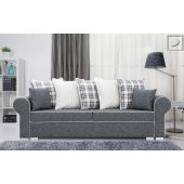 Large sofa bed with storage