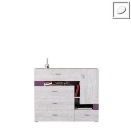 FL10 - Flash System - Wide chest of drawers