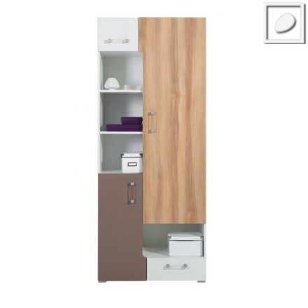 CT05 - Concepto System - Wide Bookcase 2
