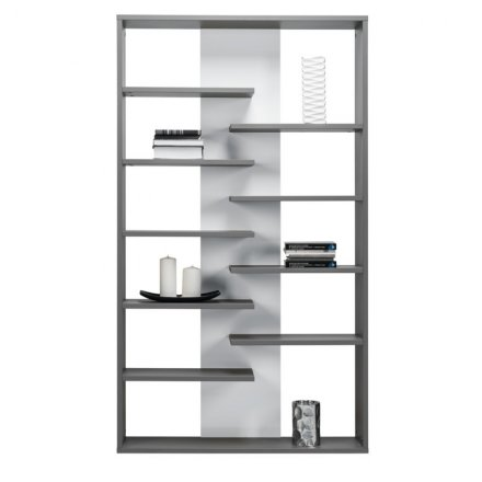 Collection Zonda - High Bookcase 120 cm