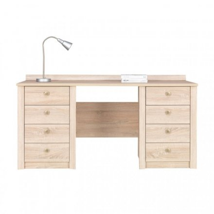 Large desk with drawers