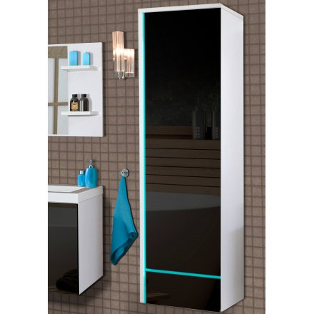 gloss bathroom cabinet