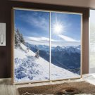Wardrobe with graphics 205 - Landscape