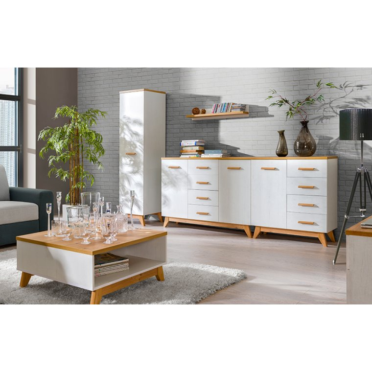 Furniture in the Scandinavian style
