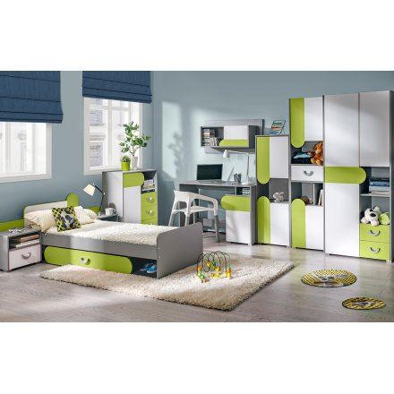 Modern children's furniture - Arrangement 2