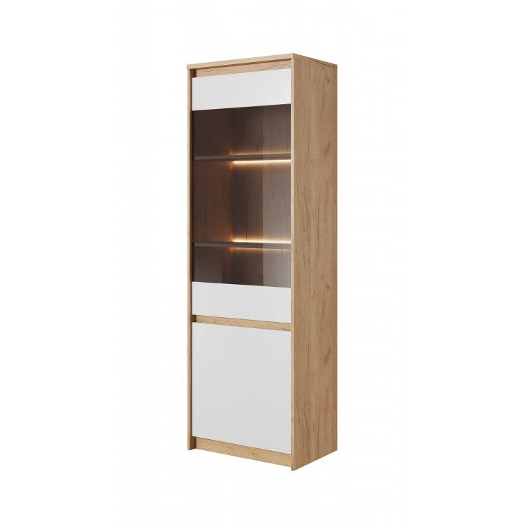Height display cabinet