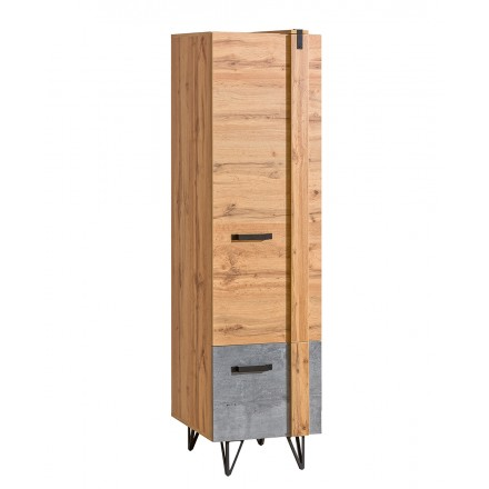 Two-doors wardrobe
