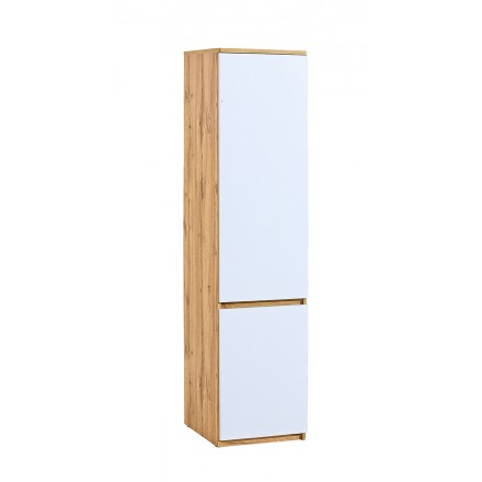 Two-doors wardrobe (loft style)