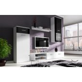 Black&White wall unit