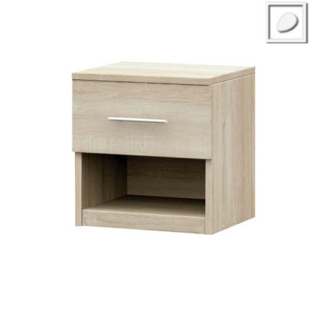 Collection Amplif - Bedside Table Arto I