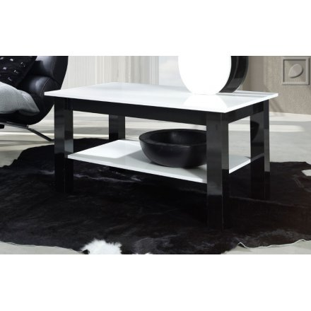 Collection West - Coffee Table Retoro II