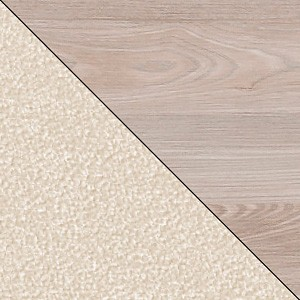 Nelson OAK BODY + Magnolia PEARL FABRIC