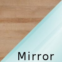 Riviera Oak + Mirror